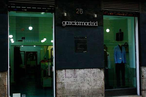 Garcia Madrid Madrid