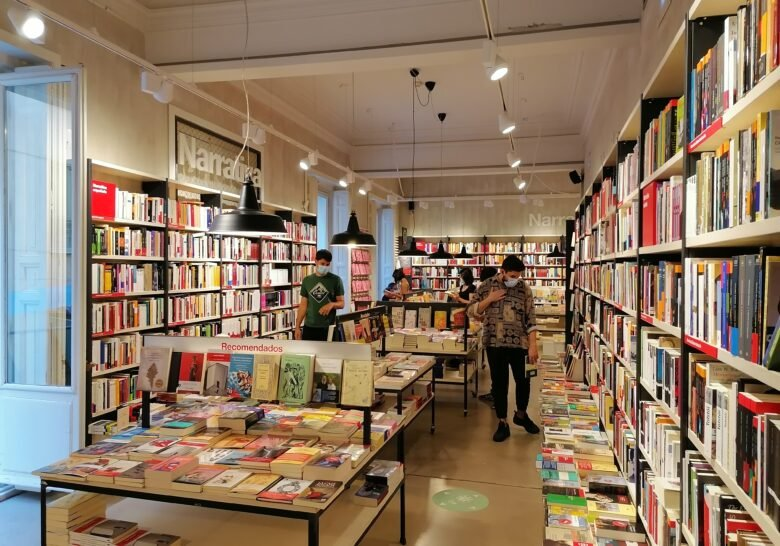 La Central – Charming and interesting bookstore