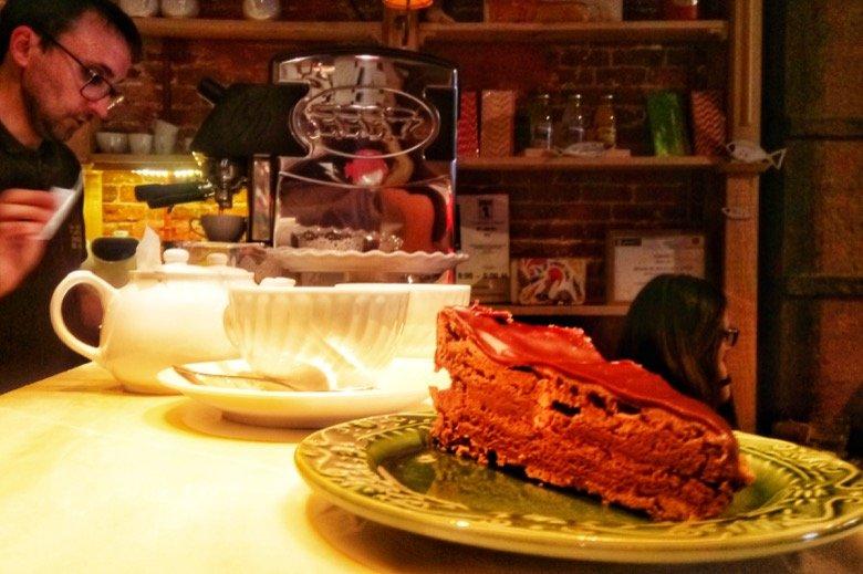 La Mejor Tarta de Chocolate del Mundo Madrid
