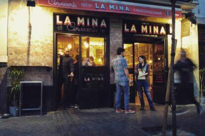 La Mina Madrid