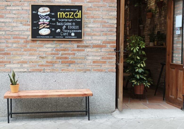 Mazál Bagels and Café Madrid