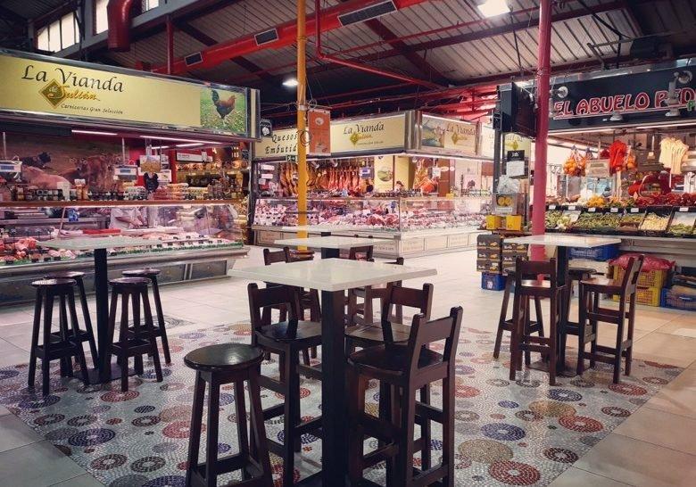 Mercado de la Paz Madrid