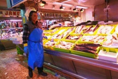 Mercado de Mostenses Madrid