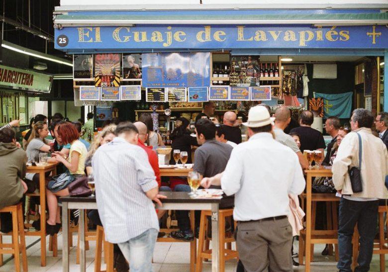 Mercado de San Fernando Madrid
