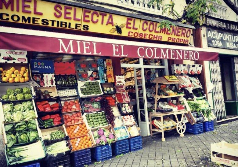 Miel El Colmenero Madrid