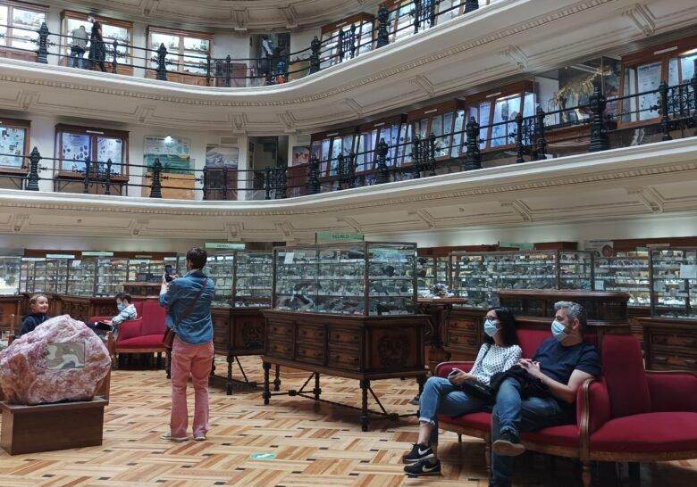 Museo Geominero Madrid
