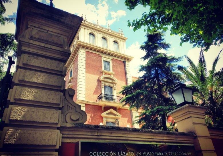 Museo Lázaro Galdiano Madrid