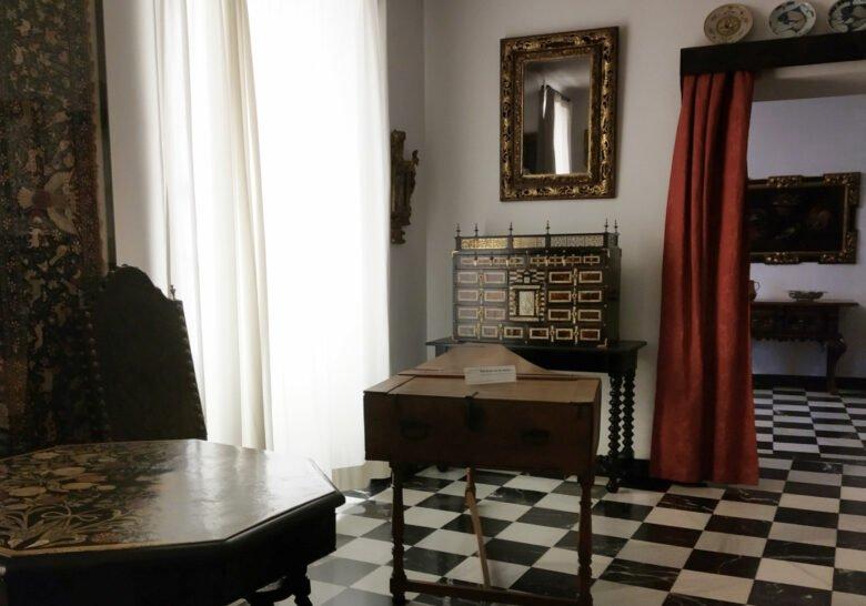Museo Nacional de Artes Decorativas Madrid
