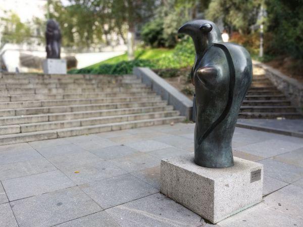 Outdoor Sculpture Park Madrid