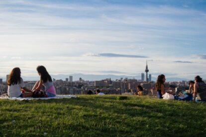 Parque de las 7 tetas Madrid