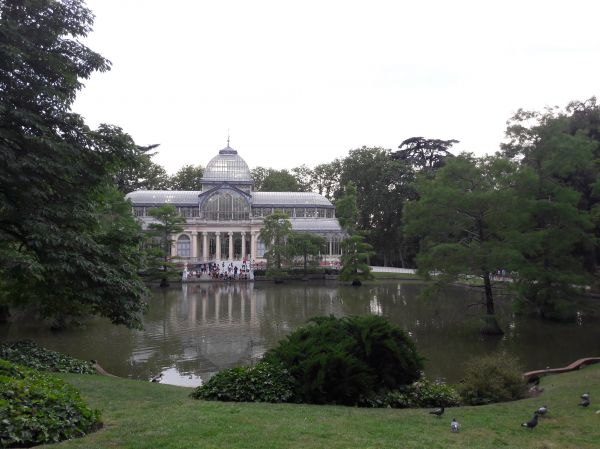 Parque El Retiro Madrid