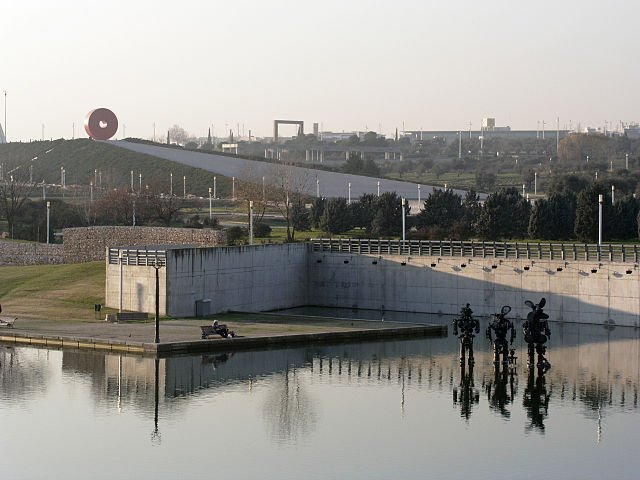 Parque Juan Carlos I Madrid