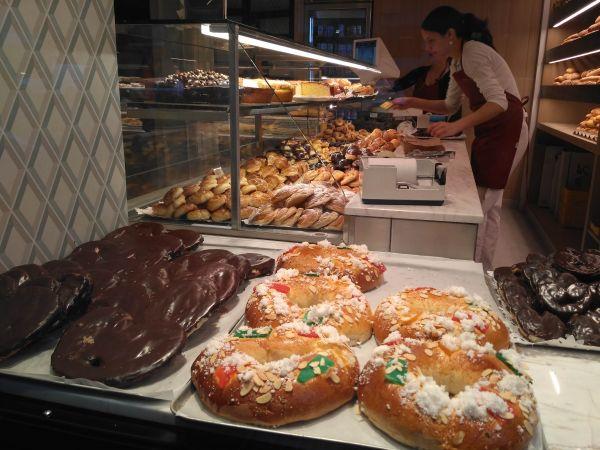Pastelería La Maravilla Madrid