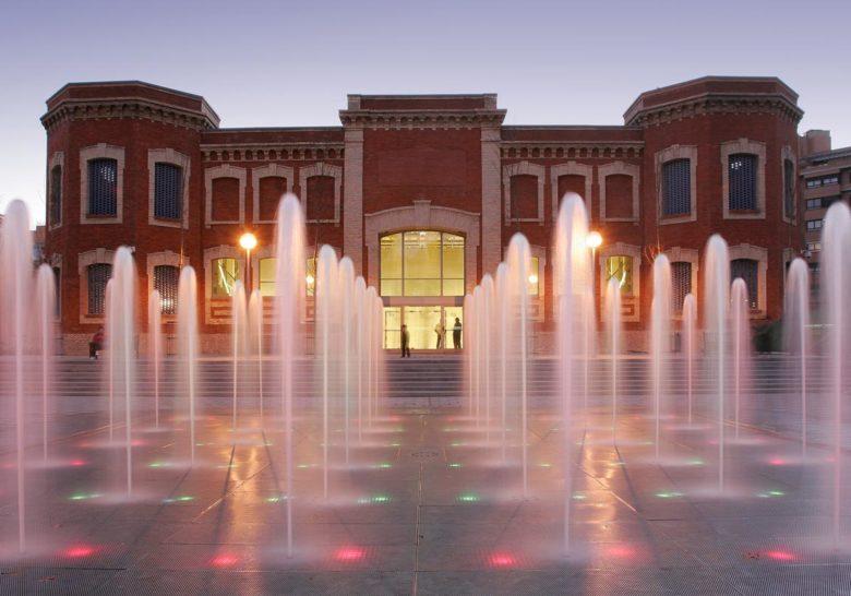 Plaza de Daoíz y Velarde Madrid