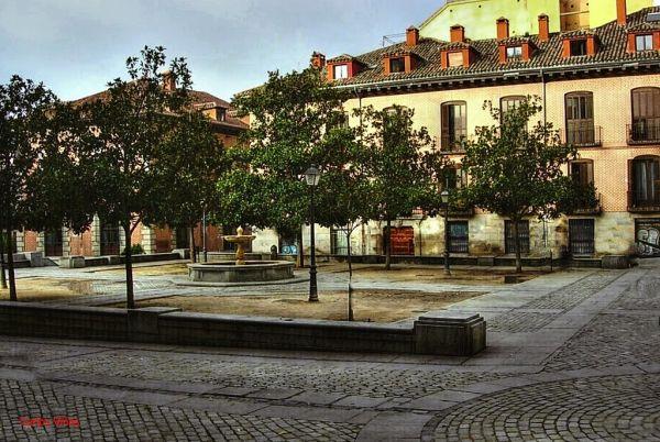 Plaza de los Carros Madrid
