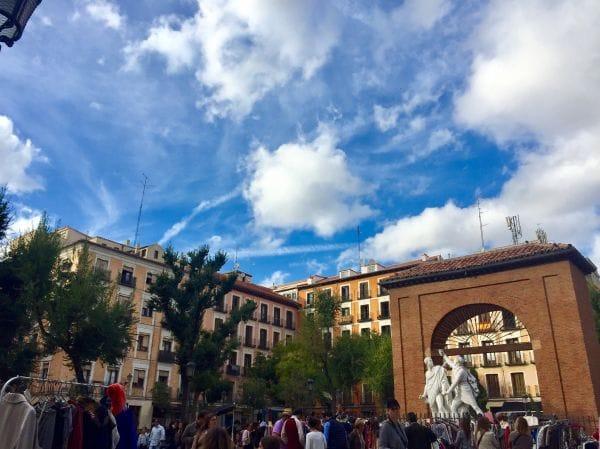 Plaza Dos de Mayo Madrid