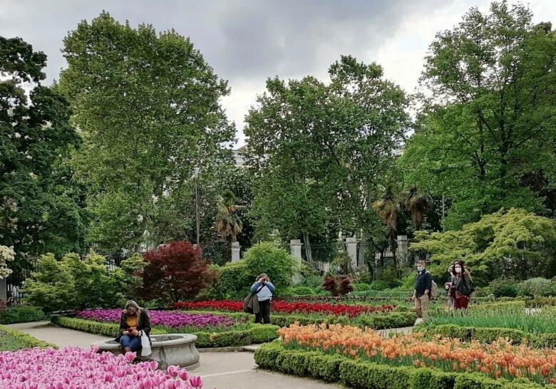 Real Jardín Botánico Madrid