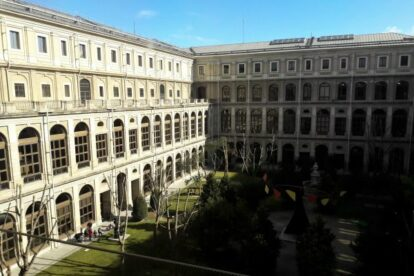 Reina Sofía Museum Madrid