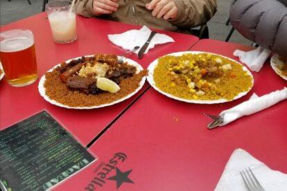 Restaurante Baobab Madrid