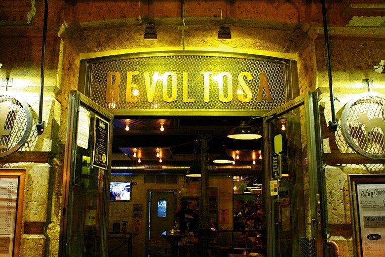 Revoltosa Madrid