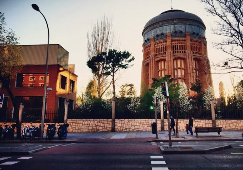 Sala Canal Isabel II Madrid