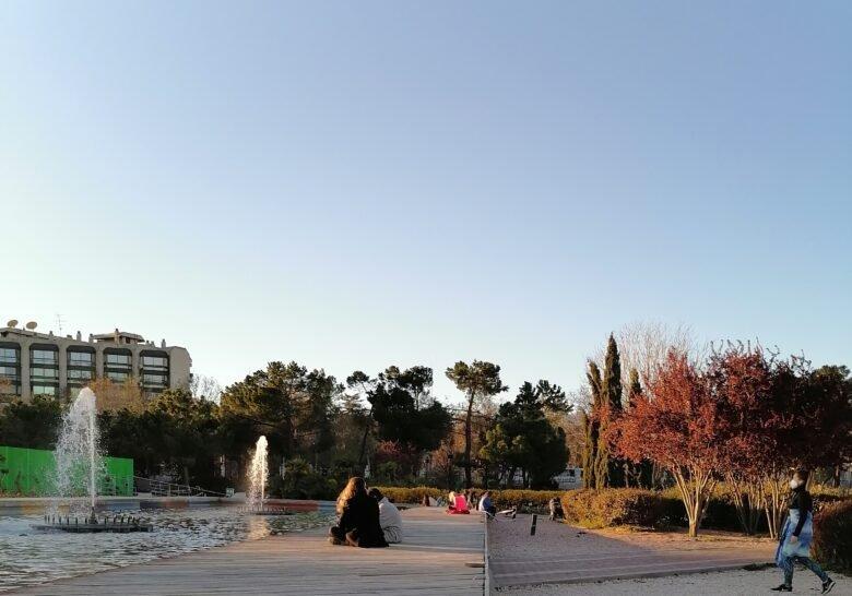 Santander Park Madrid