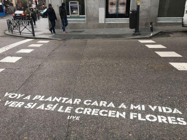 Street Crossing Quotations Madrid