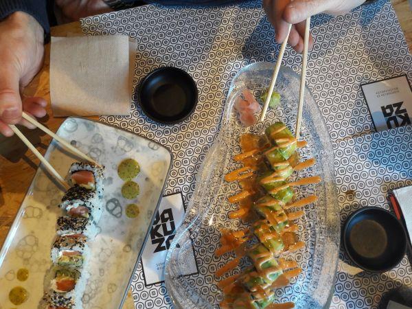 Sushi Yakuza Madrid