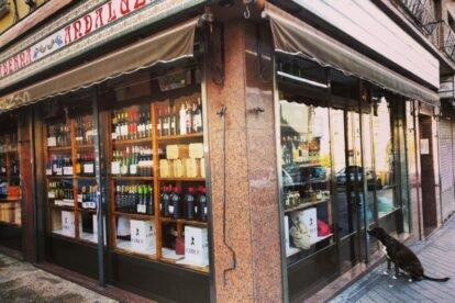 Taverna Sacromonte Madrid