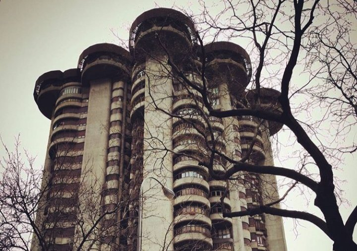 Torres Blancas Madrid