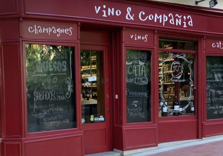 Vino y Compañía Madrid