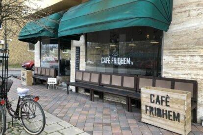 Café Fridhemsplats Malmo