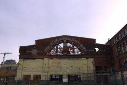 Kockum Dockyard Malmo