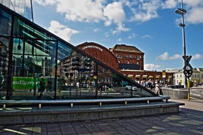 Malmö Central Station Malmo