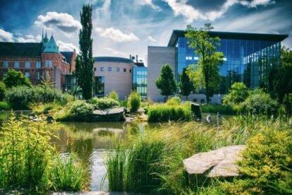 Malmö City Library Malmo