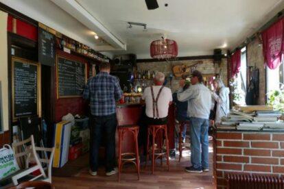 'Sunkhak' pub crawl Malmo