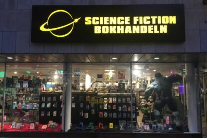 Science Fiction Bokhandeln Malmo
