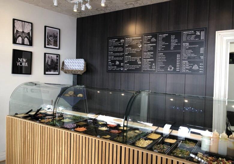 Bagel, Salad & Juices Malmö