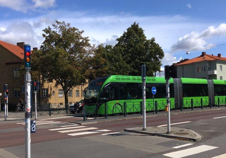 Bus Line 5 Malmö