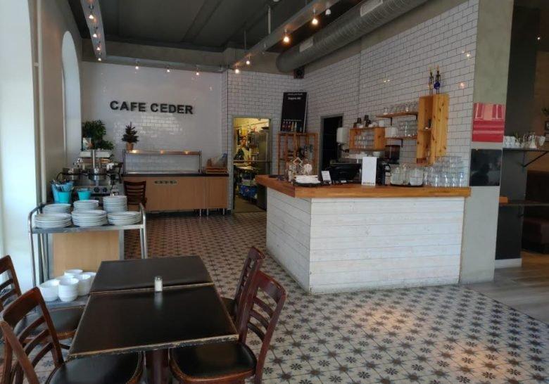 Café Ceder Malmö