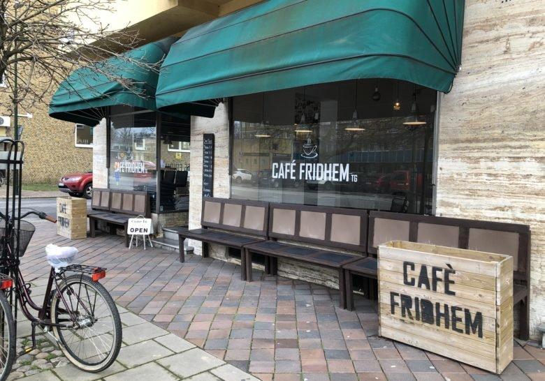 Café Fridhemsplats Malmö