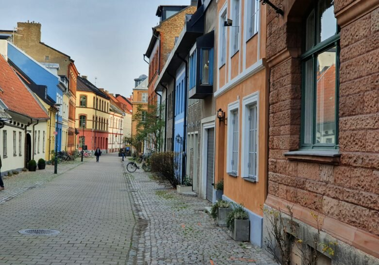 Gamla Staden Malmö