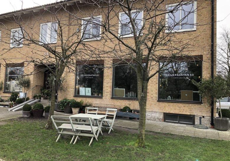 Geijersgatan 53 Café & Butik Malmö