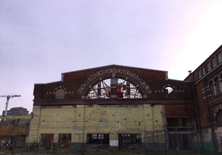 Kockum Dockyard Malmö