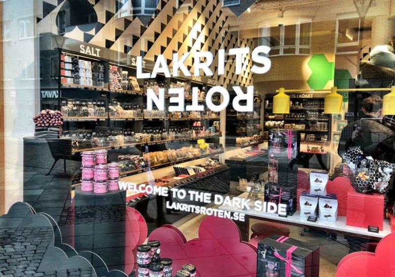 Lakrits Roten Malmö