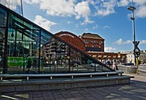Malmö Central Station Malmö