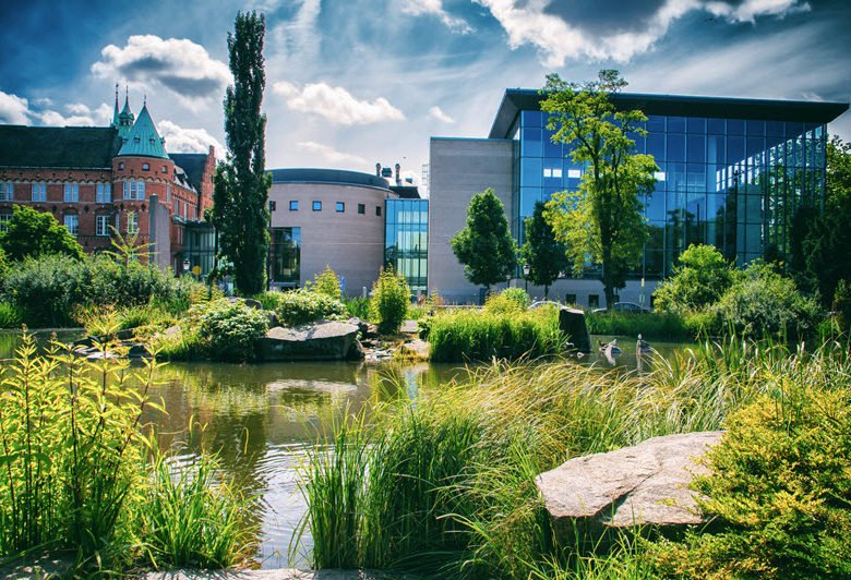 Malmö City Library Malmö