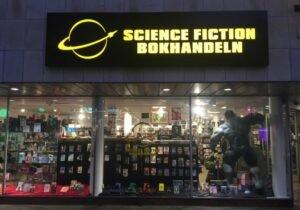 Science Fiction Bokhandeln Malmö