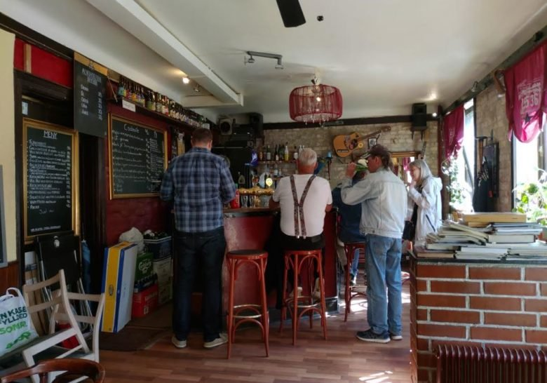 'Sunkhak' pub crawl Malmö