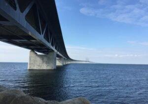 The Oresund Bridge Malmö